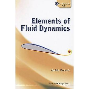 Elements of Fluid Dynamics by Guido Buresti - 9781848168893 Book