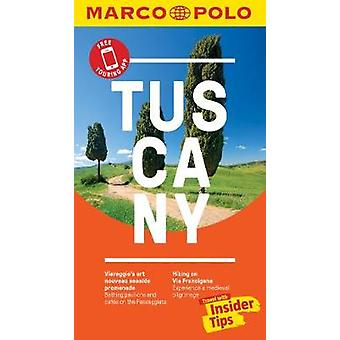 Tuscany Marco Polo Pocket Travel Guide - with pull out map by Marco P