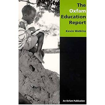 The Oxfam Education Report by Kevin Watkins - 9780855984281 Book