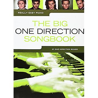Really Easy Piano - The Big One Direction Songbook - 9781785580086 Book