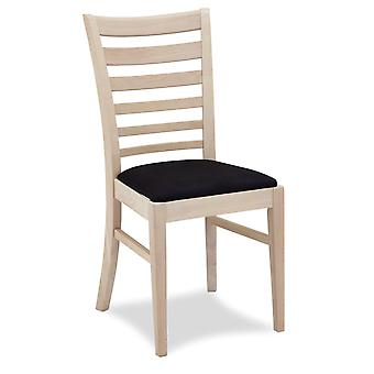Ibbe Design Jannie Dining Chair White Oil - Set of 2, 54x45x94 cm