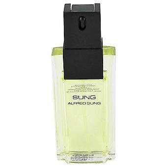 Alfred Sung że Eau De Toilette Spray (Tester) przez Alfred Sung 3,4 uncji Eau De Parfum Spray