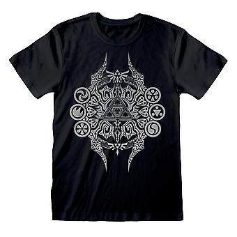 ゼルダ デコ メン&アポス T シャツ |オフィシャル・グッズ