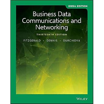 Business Data Communications and Networking by Jerry FitzGerald - 978