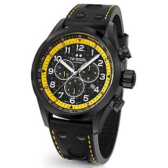 TW Steel Swiss Volante SVS301 WTCR Special Edition chronograph watch 48mm