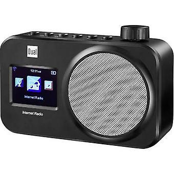 Dual IR 11 Internet portable radio Internet Internet radio Black