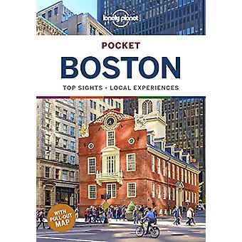Lonely Planet Pocket Boston by Lonely Planet - 9781787016187 Book