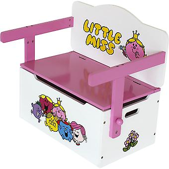 Kiddi Style Little Miss Toy Box