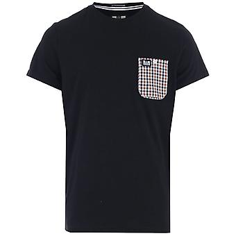 Men's Weekend Offender Lucca T-Shirt in Black