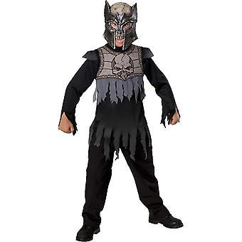 Evil Knight Child Costume