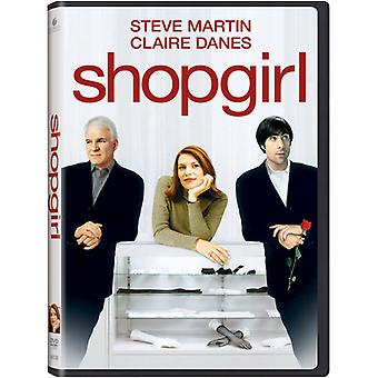 Shopgirl [DVD] USA import