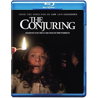 Conjuring [BLU-RAY] USA import