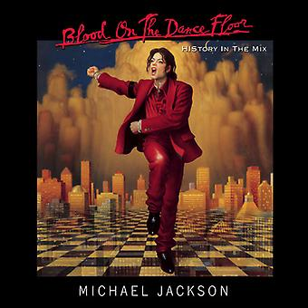 Michael Jackson - Blood on the Dance Floor / History in the Mix [CD] USA import