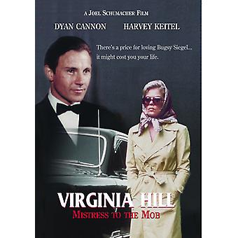 Virginia Hill: Mistress to the Mob [DVD] USA import
