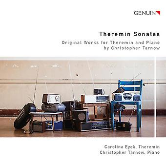 Tarnow / Eyck, Carolina - Theremin Sonatas - Original Works for Theremin [CD] USA import