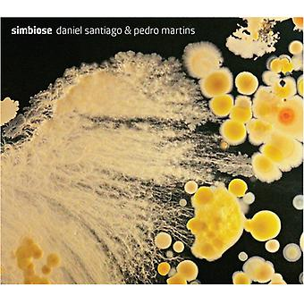 Santiago, Daniel / Martins, Pedro - Simbiose [CD] USA import