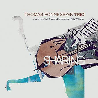 Thomas Fonnesbaek - Sharing [CD] USA import