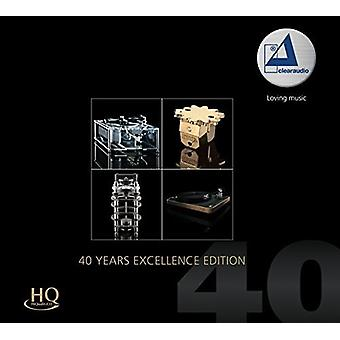 Various Artist - Clearaudio: 40 Years Excellence Edition [CD] USA import
