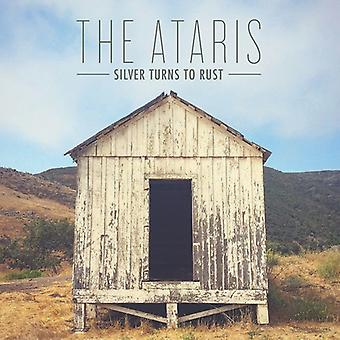 Ataris - Silver Turns to Rust [CD] USA import