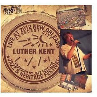 Luther Kent & Trickbag - Live at Jazzfest 2012 [CD] USA import