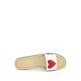 Love Moschino - Zapatos - Flip Flops - JA28091G0AJA_0100 - Damas - Blanco - EU 35