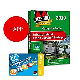 Campsite Guide + APP 2019 - 2019 - 9789492023797 Book