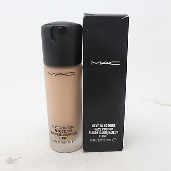 Mac Next To Nothing Face Colour  1.2oz/35ml New With Box