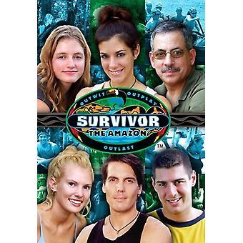 Survivor - Survivor 6: Amazon [DVD] USA import