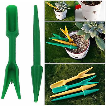 Siembra Suculentas Seedlings Planted Garden Kit - Bonsai Fertilizer Punchers