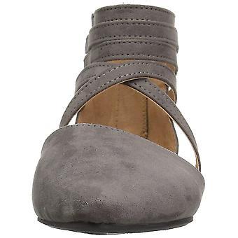 Journee Collection naisten Marlee huomautti rento Strappy sandaalit