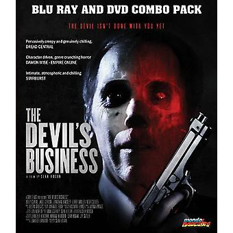 Devil's Business [BLU-RAY] USA import