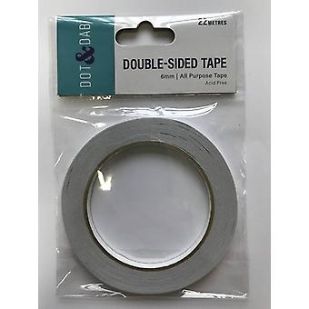 Trimcraft Dot & Dab Double Sided Tape
