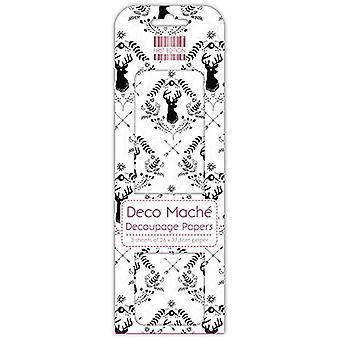 Primera edición FSC Deco Mache Stag
