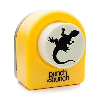 Punch Bunch Large Punch - Gecko