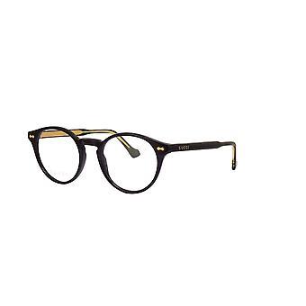 غوتشي GG0738O 001 نظارات شمسية سوداء