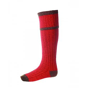 House of Cheviot Country Socks Kyle ~ Autumn Glow