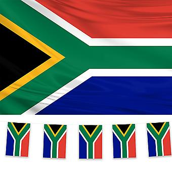 South Africa Flag & Bunting Pack