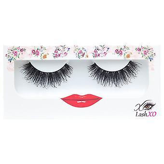 Lash XO Premium False Eyelashes - Amuse - Natural yet Elongated Lashes