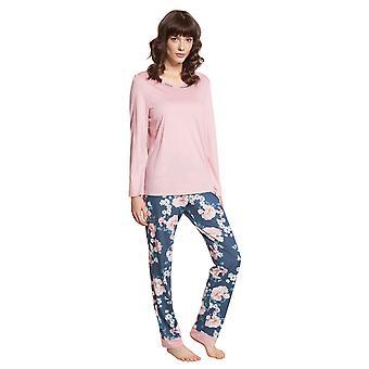 Rösch New Romance 1203641-16559 Women-apos;s Romantic Rose Pyjama Set