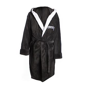 Marvel The Punisher Adult One Size Bath Robe (Fleece)