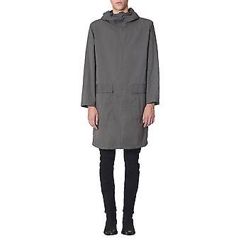 Aspesi 9i14997217336 Men's Green Polyester Coat