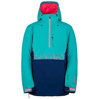 Spyder SIGNAL Herren Gore-Tex Primaloft Ski Jacke aqua