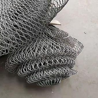 Flexible Balustrade Stainless Steel Wire Rope Mesh Cable For Bridge Stairway