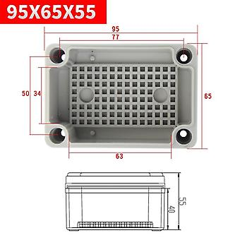 Waterproof Plastic Electronic Project Instrument Case Electrical Project Box