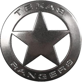 14/0 - Gonher Magnetic Metal Sheriff Star