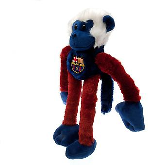 FC Barcelona Monkey Plush Toy