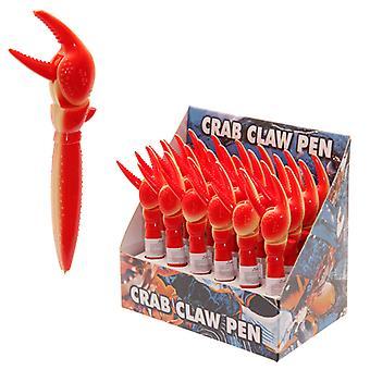Nieuwigheid krab klauw Pen met Tang actie