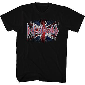 Sound Waves Def Leppard T-Shirt