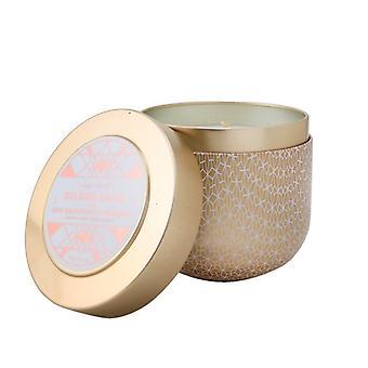 Capri Blue Gilded Tin Candle - Pink Grapefruit & Prosecco 354g/12.5oz