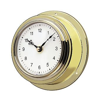 Analogue Wall Clock Made of Brass MARITIM 98.1021